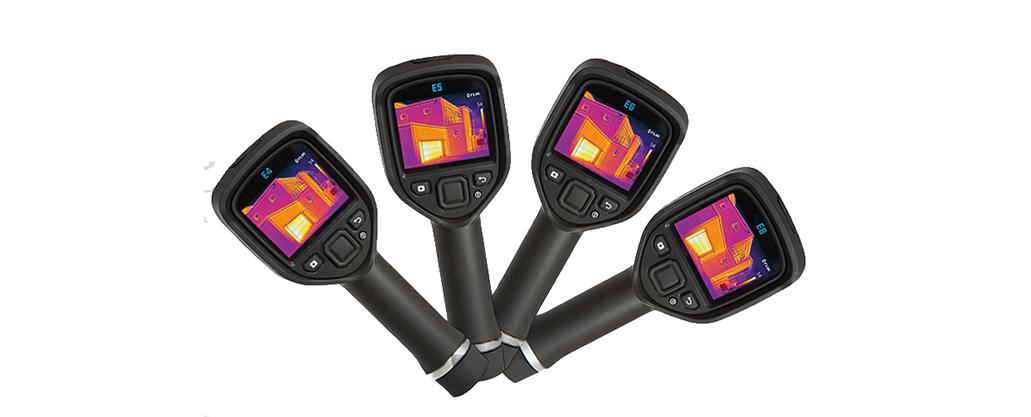 FLIR E5-XT/E6-XT/E8-XT热像仪功能大升级,性价比超高!