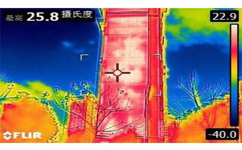红外热像仪是暖通行业的工程师