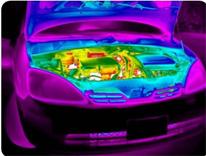 科研分析红外热像仪系统